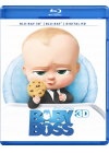 Baby Boss (Blu-ray 3D + Blu-ray + Digital HD) - Blu-ray