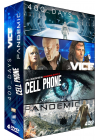 400 Days + Vice + Cell Phone + Pandemic (Pack) - DVD