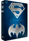 Batman / Superman - Coffret 9 films (Coffret métal) - Blu-ray