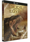 Gods of Egypt (Combo Blu-ray 3D + Blu-ray - Édition boîtier SteelBook) - Blu-ray 3D