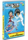 Beyblade Burst - Saison 2, Vol. 4 : La ligue internationale ! - DVD