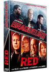 Braqueurs + RED (Pack) - DVD