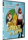 Le Pirate de Capri - DVD