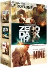 Coffret : Le Royaume + Zero Dark Thirty + Mine (Pack) - DVD