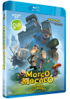 Marco Macaco : l'île aux pirates - Blu-ray