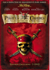 Pirates des Caraïbes - La malédiction du Black Pearl (Édition Exclusive) - DVD