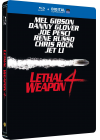 L'Arme fatale 4 (Blu-ray + Copie digitale - Édition boîtier SteelBook) - Blu-ray