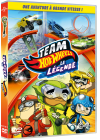 Team Hot Wheels : la légende - DVD
