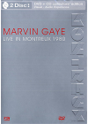 Gaye, Marvin - Live in Montreux 1980 (DVD + CD) - DVD