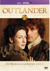 Outlander - Saisons 1 & 2 (DVD + Copie digitale) - DVD