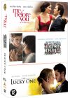 Coffret Romances : Everything Everything + Avant toi + The Lucky One (Pack) - DVD