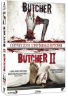 Butcher - La légende de Victor Crowley + Butcher II (Pack) - DVD