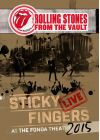 The Rolling Stones - From The Vault - Sticky Fingers Live At The Fonda Theatre 2015 - DVD