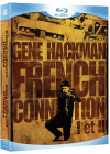 French Connection + French Connection II (Pack) - Blu-ray