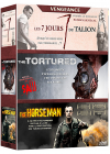 Vengeance : Les 7 jours du Talion + The Tortured + The Horseman (Pack) - DVD