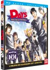 Days - Saison 1, Partie 2/2 - Blu-ray