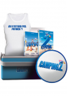 Camping + Camping 2 (Edition limitée, Box Glacière) - DVD