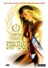 1er Championnat de France de Strip-tease (Version soft) - DVD
