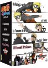 Naruto Shippuden - Les 6 films : Un Funeste présage + Les Liens + La Flamme de la volonté + The Lost Tower + Blood Prison + Road to Ninja - DVD
