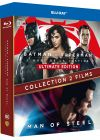 Collection 2 films : Batman v Superman : L'aube de la justice + Man of Steel - Blu-ray