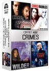 Crimes - Coffret 4 films : L'héritage de la haine + Crimes maquillés + Wilder + The Prophet's Game - DVD