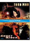 Iron Man + Ghost Rider - Blu-ray