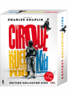 Charles Chaplin - Coffret Kids - Le kid + Le cirque + La ruée vers l'or (Édition Collector) - DVD