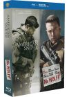 American Sniper + Mr. Wolff (Pack) - Blu-ray