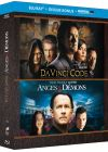 Anges & démons + Da Vinci Code (Blu-ray + Blu-ray bonus + Digital UltraViolet) - Blu-ray