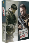 American Sniper + Mr. Wolff (Pack) - DVD