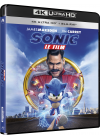 Sonic, le film (4K Ultra HD + Blu-ray) - 4K UHD