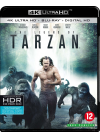 Tarzan (4K Ultra HD + Blu-ray + Copie Digitale UltraViolet) - Blu-ray 4K
