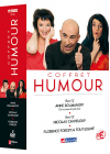 Coffret humour - Anne Roumanoff / Nicolas Canteloup / Florence Foresti - DVD
