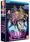 JoJo's Bizarre Adventure - Saison 4 : Golden Wind, Box 1/2 - Blu-ray