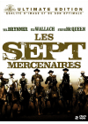 Les Sept mercenaires (Ultimate Edition) - DVD