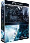 Alien : Covenant + Prometheus (4K Ultra HD + Blu-ray + Digital HD) - Blu-ray 4K
