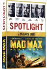Coffret Oscars 2016 : Spotlight + Mad Max Fury Road (Pack) - DVD