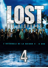 Lost, les disparus - Saison 4 - DVD