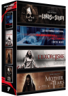 Horreur - Coffret 4 films : Mother of Tears + L'Exorcisme + The Forest + Paranormal Activity - Tokyo Night (Pack) - DVD