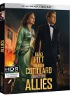 Alliés (4K Ultra HD + Blu-ray) - Blu-ray 4K