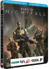 Halo : Nightfall (Combo Blu-ray + DVD - Édition Collector boîtier SteelBook) - Blu-ray