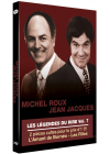 Les Légendes du rire : Michel Roux, Jean Jacques - Vol. 6 (Pack) - DVD