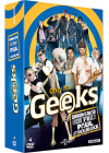 Only for Geeks - Coffret - Shaun of the Dead + Hot Fuzz + Paul + Attack the Block (Pack) - DVD