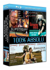 Coffret 100% Absolu : Slipstream + La dernière mise + Absolution in Love (Pack) - Blu-ray