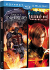 Coffret animation - Dante's Inferno + Resident Evil Degeneration (Pack) - Blu-ray