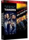 Takers + Blindés (Pack) - DVD