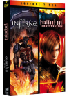 Coffret animation - Dante's Inferno + Resident Evil Degeneration (Pack) - DVD