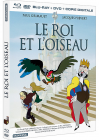 Le Roi et l'Oiseau (Combo Blu-ray + DVD + Copie digitale) - Blu-ray