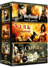 Coffret Heroic Fantasy n° 2 : Wolfhound + Kull le conquérant + Odysseus (Pack) - DVD