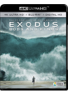 Exodus : Gods and Kings (4K Ultra HD + Blu-ray + Digital HD) - Blu-ray 4K